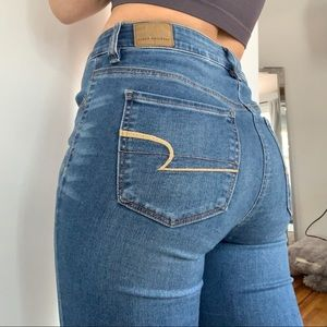 Next level super stretching jeans